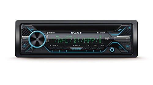 sony mexn5200bt autoradio mit dual bluetooth cd player. Black Bedroom Furniture Sets. Home Design Ideas
