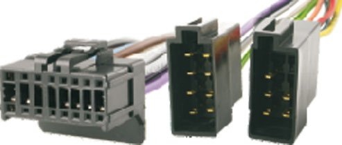 Adapter-Universe 1140 Pioneer DIN ISO Auto Radio Adapter Kabel ...